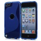 Apple iPod Touch 5 6 Gen TPU silicone Rubber Soft Back Case Cover Canada