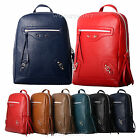 New Women Girl Faux Leather Backpack School Rucksack Satchel Travel Bag Bookbag