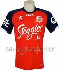 Sydney Roosters 2015 Red Training Shirt 'Select Size' XS-3XL BNWT