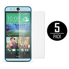 For HTC Desire EYE - HQ Clear / Matte / Tempered Glass Screen Protector LCD Film