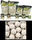 Strategy Baits White Coco Choc Boilies Fluo Pop Up Dip 1kg  2,5kg 12 15 16 20mm
