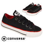 Kids Boys Girls Ladies Junior Converse Shoes Canvas Trainer Sneakers School Size