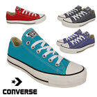 Mens Ladies Kids Boys Girls Junior Converse Canvas Sneakers School College Size