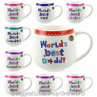 NEW Fine China Worlds Best... Collection MUG/CUP by Leonardo Gift Box Birthday