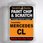 MERCEDES CL TOUCH UP PAINT Stone Chip Scratch Car Repair Kit 2010-2014