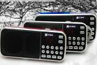 Hi-Rice SD-101 Portable FM- AM radio USB TF Card Mp3 Player Digital speaker Gift