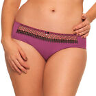Curvy Kate Gia Brief 2105 Boysenberry & Black