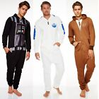 Star Wars™ Jumpsuit - Darth Vader R2-D2 Jedi - Dressing Gown Robe - Unisex NEW