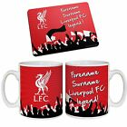 Personalised Liverpool Legend Mug & Mouse Mat Christmas Offer
