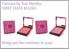 FAMOUS BY SUE MOXLEY FIRST DATE BLUSHER BLUSH ANGELINA PENELOPE CONTOURING PINK