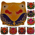 Kids Childrens Girls Leather FROG Coin Purse Gift Handcrafted Fairtrade Handy