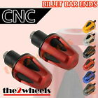 CNC Axis Bar Ends for Buell 1125R 1125CR