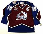 JOE SAKIC COLORADO AVALANCHE 1996 STANLEY CUP CCM VINTAGE JERSEY WITH C NEW