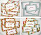 Christmas Thank You Cards - choose design and quantity - professionally printed