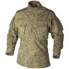 HELIKON CPU MENS JACKET COMBAT ARMY PATROL SHIRT LONG SLEEVE PENCOTT BADLANDS