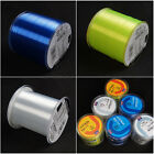 A+ Top FLY FISHING Line Fish WIRE Cable Tape Clear Nylon Coated Leader 500M