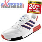 Adidas Originals Mens APS Classic Retro Running Shoes Trainers White *AUTHENTIC*