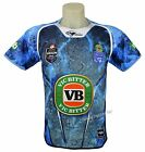 NSW Origin Blues 2015 Training Jersey 'Sizes' S-4XL New South Wales State of