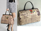 Fashion Retro Vintage Style Womens Handbag Tote Shoulder Bag New