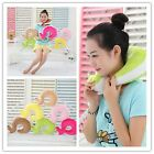Travel Home Vogue Big Tail Squirrel U - Shaped Pillow Plush Toys Comfortable-CB