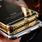 1X NEW Luxury Aluminum Ultra-thin Mirror Metal Case Cover for iPhone 6+ Plus 5.5