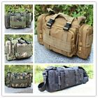 Military Multi-fonction Pockets Tactical Waist Camera Bag Shoulder Bag -CB