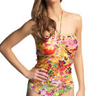 Freya Swimwear Copacabana Bandeau Tankini Top Fruit Salad NEW 3596 Select Size