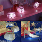 10 LED BATTERY OPERATED FAIRY STRING CHILDREN GIRLS BEDROOM WEDDING PARTY LIGHTS