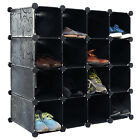 interlocking shoe organizer