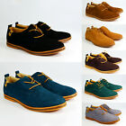 New Spring Fashion European Style Mens Suede Shoes Warm Lace-Up Casual Shoes