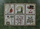 "LS894 Tis The Season To Be Jolly Linda Spivey 12""x16"" framed or unframed print a"