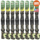 "Remington Medium Mossy Oak Camo 1"" Adjustable Nylon Dog Collar & Leash"