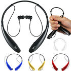 HOT HBS-800 Wireless Bluetooth Headset Stereo Tone Ultra for iPhone Samsung LG