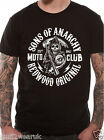 OFFICIAL Sons Of Anarchy Redwood Original T Shirt Moto Club