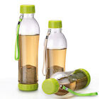 580/760ML Outdoor Travel Tea Maker Filter Tea Bottle Infuser Sleeve Water Bottle