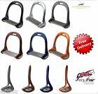 Schockemohle Titanio Stirrup Irons - Various Colours Available