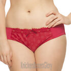 Curvy Kate Lingerie Daisie Brief/Knickers Ruby Print 3205 NEW Select Size