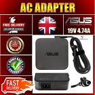 Genuine Asus UX51v UV500 19v 4.74a Laptop Power Supply AC Adapter Charger for