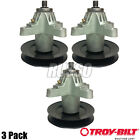 "Troy Bilt Lawn Tractor Spindle Assembly  i1050 LT SLT RZT  50"" Cutting Deck 3pk"