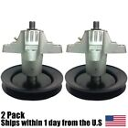 "MTD Lawn Mower Tractor Spindle Assembly  LT1040 LT1042  RZT 42"" Deck 2pk"