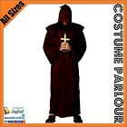 Game Of Thrones Monk Friar Tuck Priest Assassins Creed Fancy Dress Costume