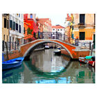 "Needlepoint canvas ""Venice.Bridge"""
