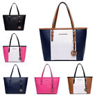 2015 Womens Ladies Cross Stitching Leather Handbags Totes Shoulder Causal Bags