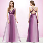 Ever Pretty Hot V-neck Cross Back Long Formal Evening Party Dresses 09735