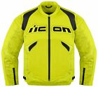 2015 Icon Sanctuary Street Bike Riding Cycle Protection Gear Motorcycle Jackets