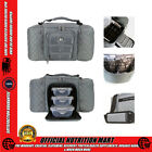 6 PACK FITNESS INNOVATOR 300 - 3 TRAY MEAL MANAGEMENT BAG - 6PACK