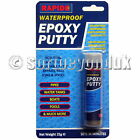 25g Waterproof Epoxy Putty Repair Adhesive Seals Leaks Pipes Ceramics Stone Wood