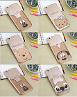 Ultra thin Gold Disney Hello kitty case cover for Apple iPhone 5 5s 6 & Plus