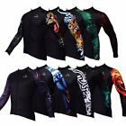 Cycling Jersey Long Sleeve Bike Bicycle Shirt Coolmax Clothing Zipper Styles NEW
