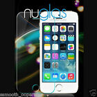 GENUINE NUGLAS IPHONE 4 4S 5 5C 5S 6 6 6S + PLUS TEMPERED GLASS SCREEN PROTECTOR
